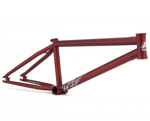 Flybikes AIRE 2 Frame Flat Dark Red