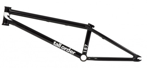 Tall Order 187 Frame Gloss Black