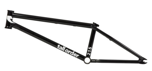 Tall Order 215 Frame Gloss Black