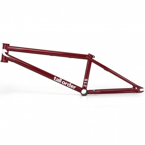 Tall Order 215 Frame Gloss Red