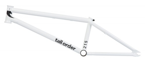Tall Order 215 Frame Gloss White