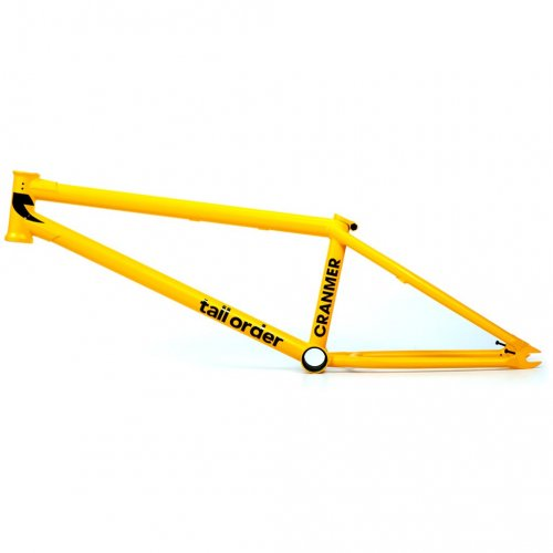 Tall Order 215 V2 Frame Matt Yellow