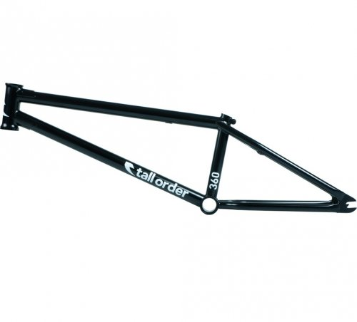 Tall Order 360 Frame ED Black