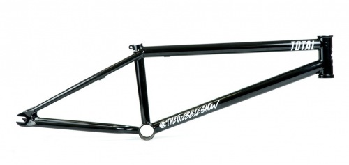 Total BMX TWS Frame Gloss Black