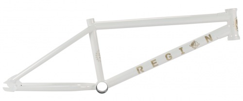 United REGION Frame Gloss Pearl White