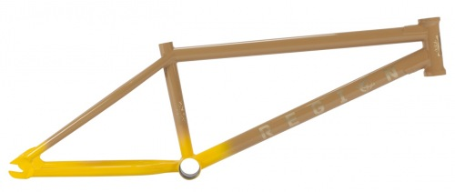 United REGION Frame Yellow/Brown 2 Tone