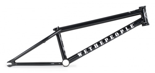 Wethepeople MESSAGE Frame 2017 Glossy Black