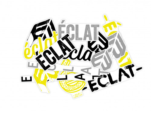 Éclat Sticker Pack