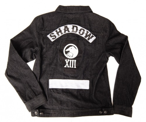 Shadow 13 DENIM Jacket Black