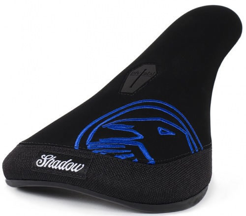 Shadow CROW Pivotal Slim Seat Black/Blue