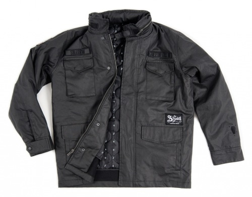 Shadow DECISIVE Jacket Black
