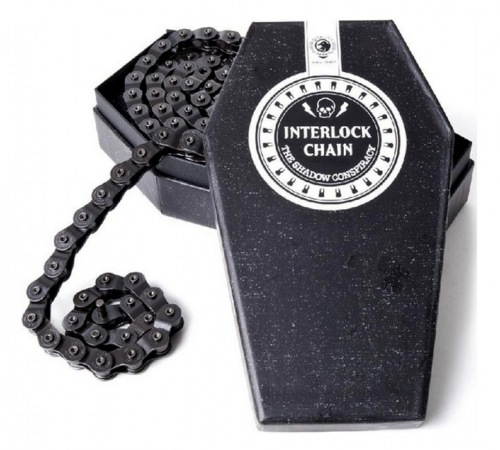 Shadow INTERLOCK Chain V2 Chain Black
