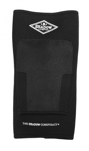 Shadow SUPER SLIM Knee Pads Black
