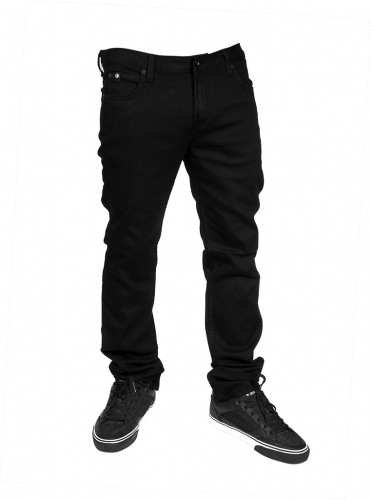 Shadow VULTUS Skinny Jeans Black