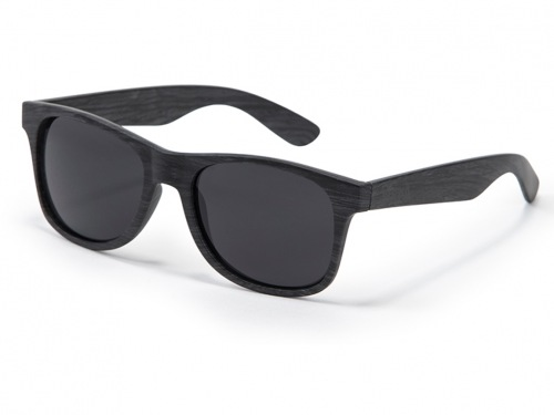 Fiend VARANYAK Sunglasses Black Woodgrain