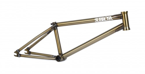 Subrosa NOSTER II Frame Trans Gold