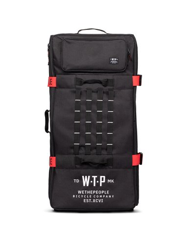 Wethepeople FLIGHT BAG Black