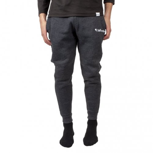 Tall Order EMBROIDERED LOGO Sweatpants Dark Grey