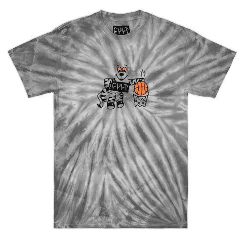 Cult HEY YOU 2 T-shirt Grey Tie Dye