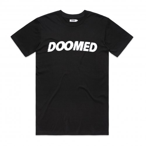 Doomed ARCHIE T-Shirt Black
