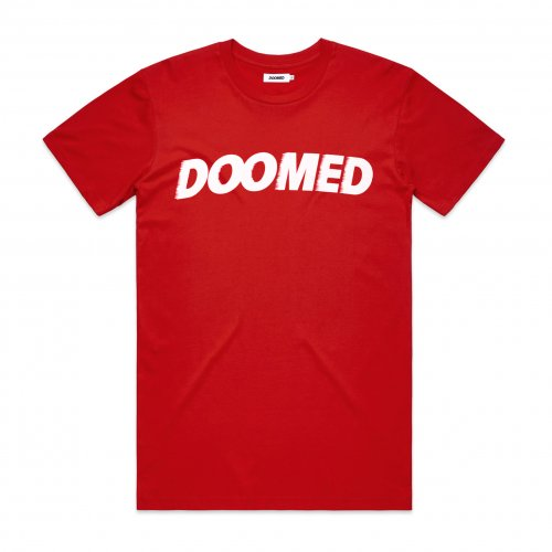 Doomed ARCHIE T-Shirt Red