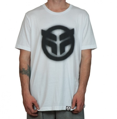 Federal focus t shirt white for Fast delivery custom t shirts