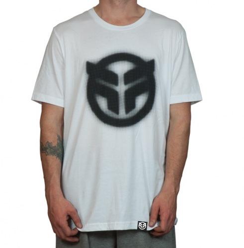 Federal Focus T Shirt White