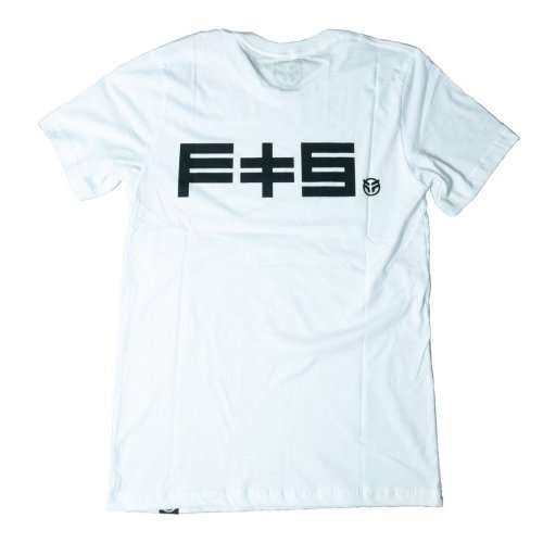 Federal FTS T-Shirt White