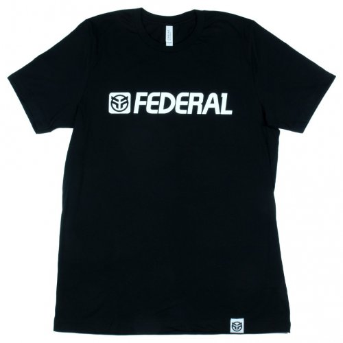Federal OG LOGO T-Shirt Black