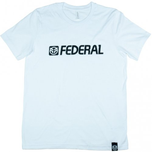 Federal OG LOGO T-Shirt White