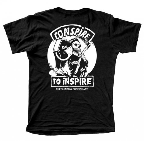 Shadow CONSPIRE T-Shirt Black