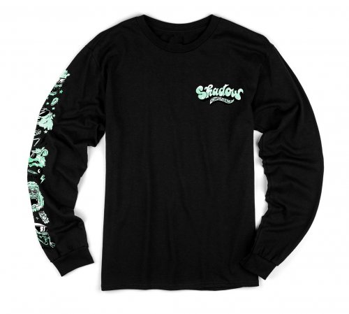 Shadow SHADES L/S T-Shirt Black