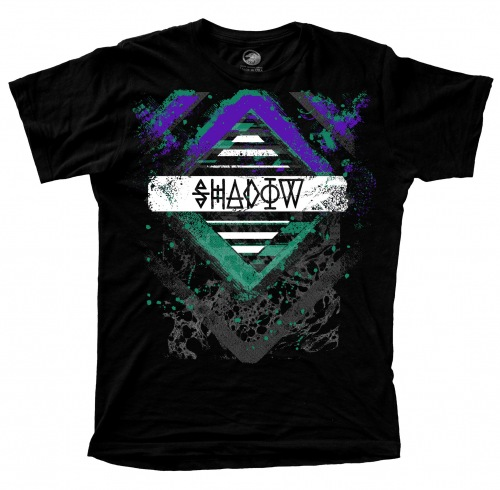 Shadow SUBSTANCE T-Shirt Black