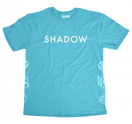 Shadow VVS T-Shirt Pool Blue