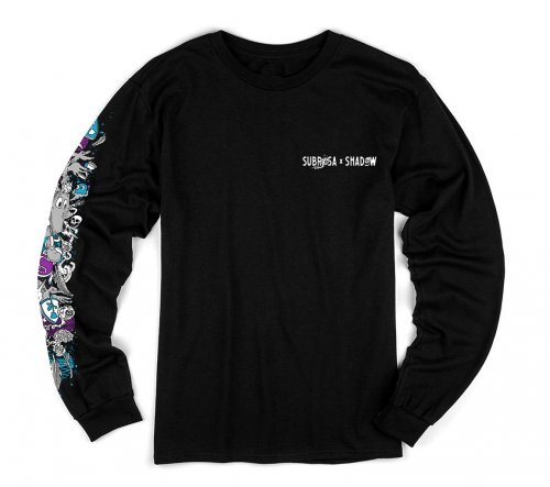 Shadow X SUBROSA L/S T-Shirt Black