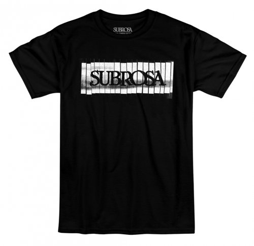 Subrosa COPY T-Shirt Black