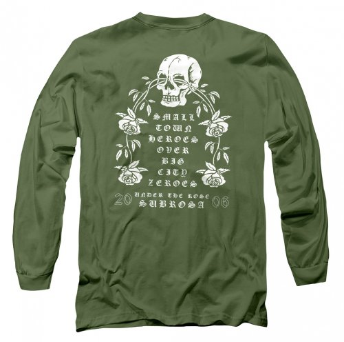 Subrosa HEROES L/S T-Shirt Military