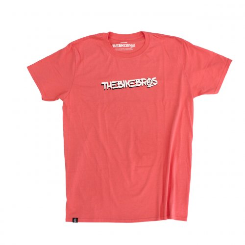 Thebikebros COOL T-Shirt Coral