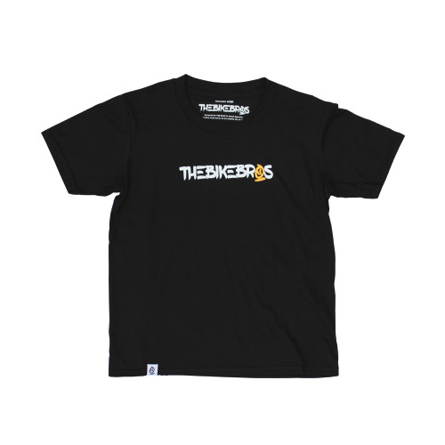 Thebikebros KIDS LOGO T-Shirt Black
