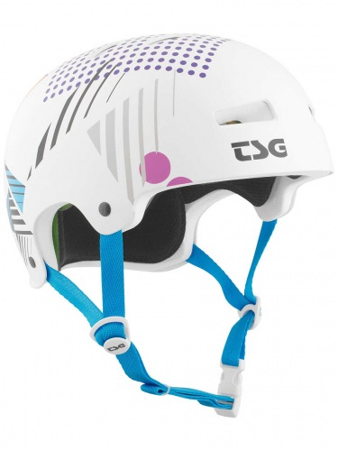 TSG EVOLUTION Graphic Helmet Triangles
