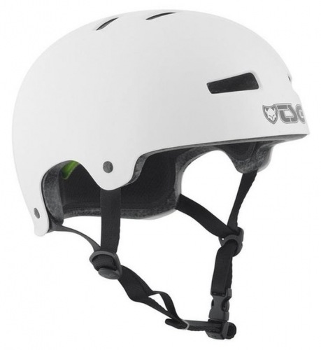 TSG EVOLUTION Injected Color Helmet White