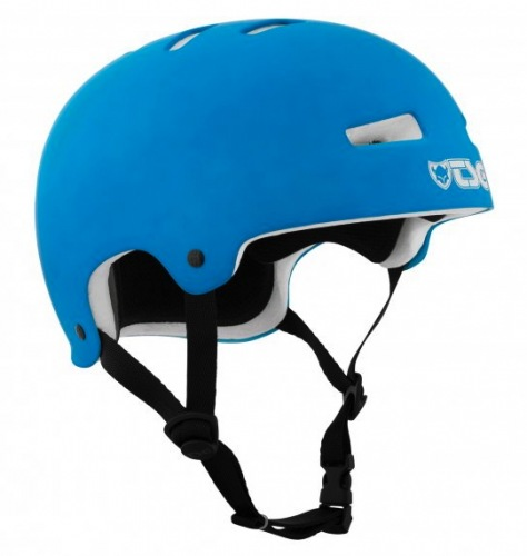 TSG EVOLUTION Solid Color Helmet Matt Dark Cyan