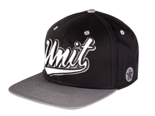 Unit CRUSADE 151 Cap Black