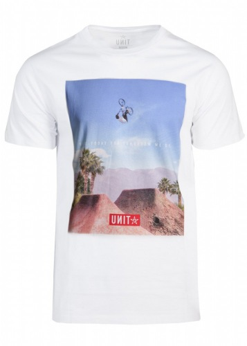 Unit DREAM SECTION T-Shirt White