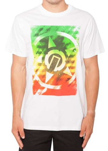 Unit FRICTION T-Shirt White