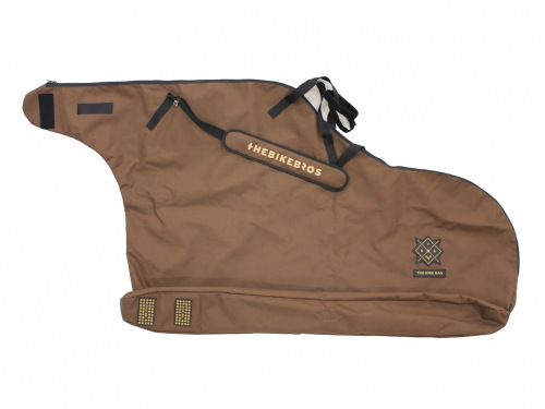 THE BIKE BAG V3 Brown