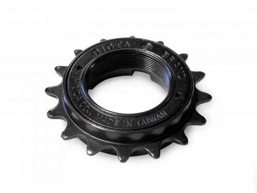 "Dicta Freewheel 16T 1/8"" Black"