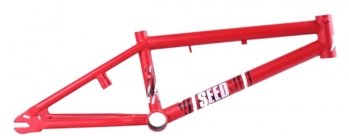 Wethepeople 2010 SEED Frame Matte Red