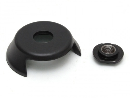Cult CREW FC drive side hub guard Black