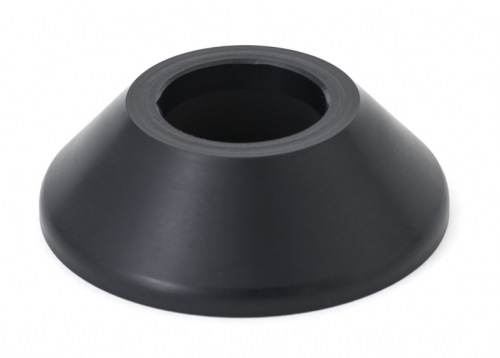 Trébol BUENO Rear Hub Guard Black